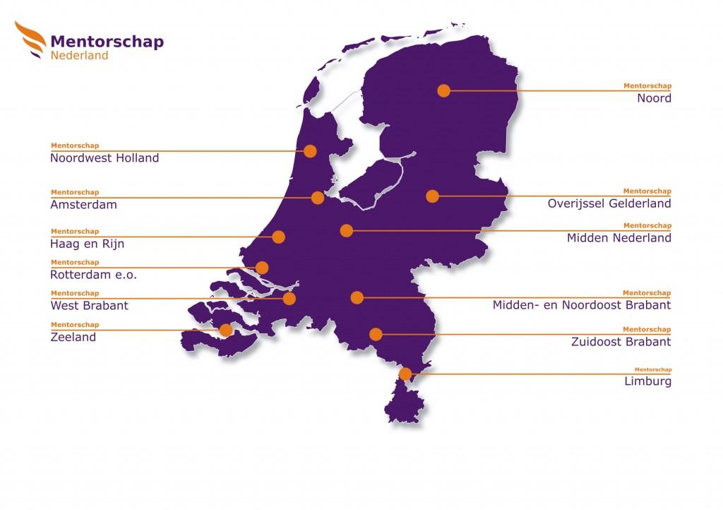 Aangepaste kaart (regionale pagina)